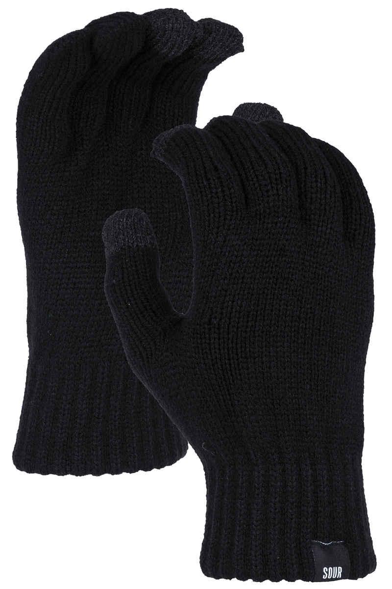 Sour Skateboards Touchy Handschoenen (black)