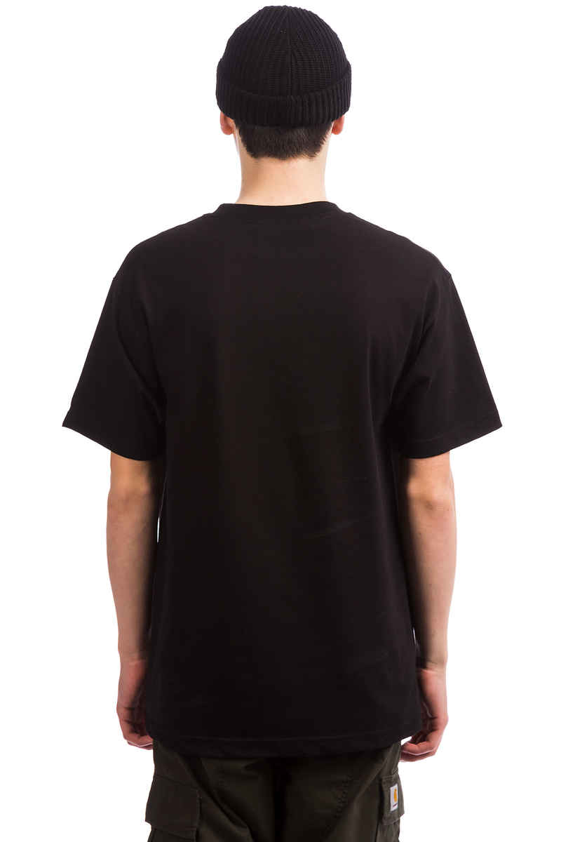 éS Main Block T-Shirt (black)