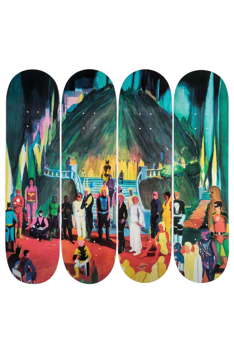 "Girl x Balincourt Kennedy 8.375"" Deck (multi)"