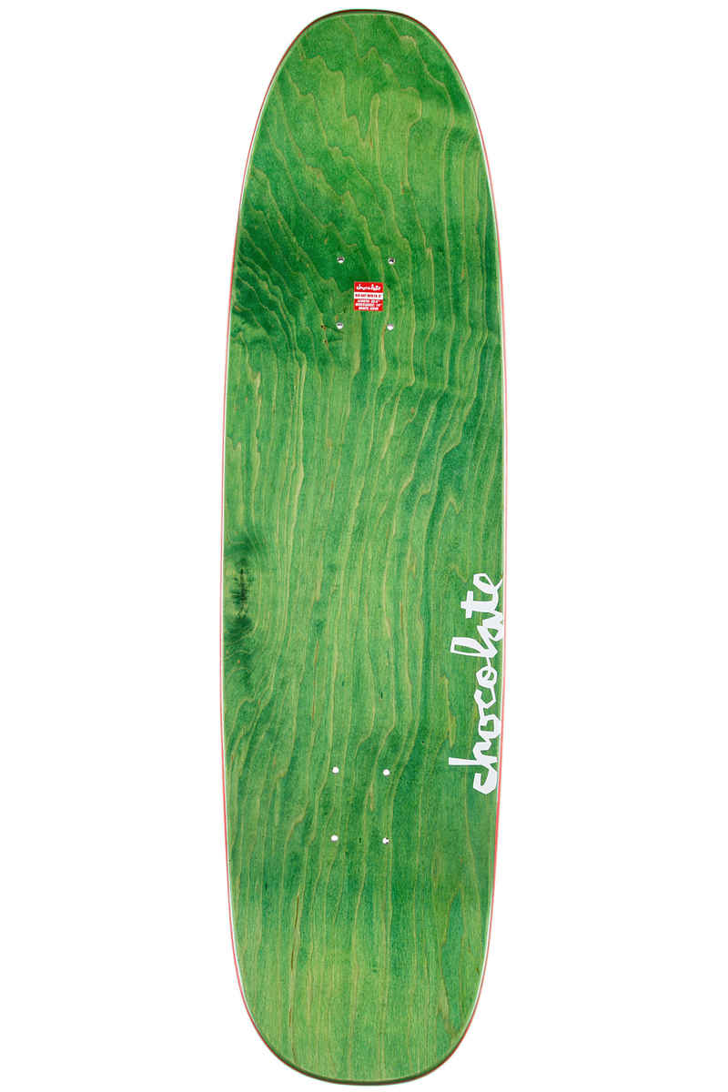 "Chocolate Brenes Express 9"" Planche Skate (grey)"