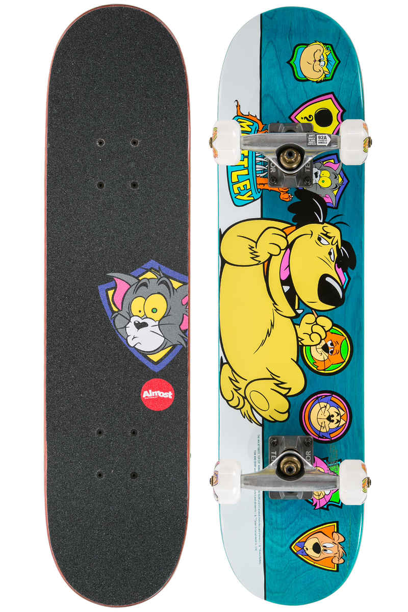 """Almost Muttley Plaque Youth 7"""" Tavola completa"""