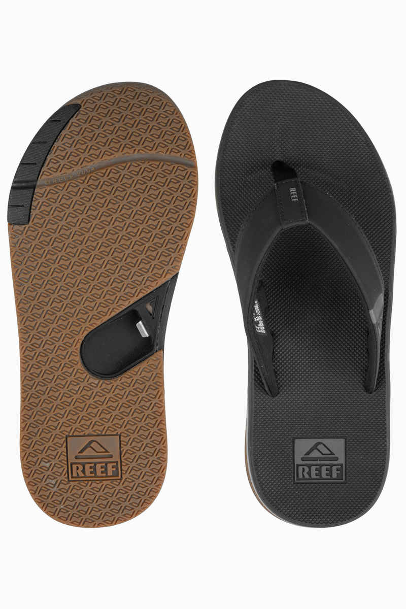 Reef Fanning Low Sandale (black)