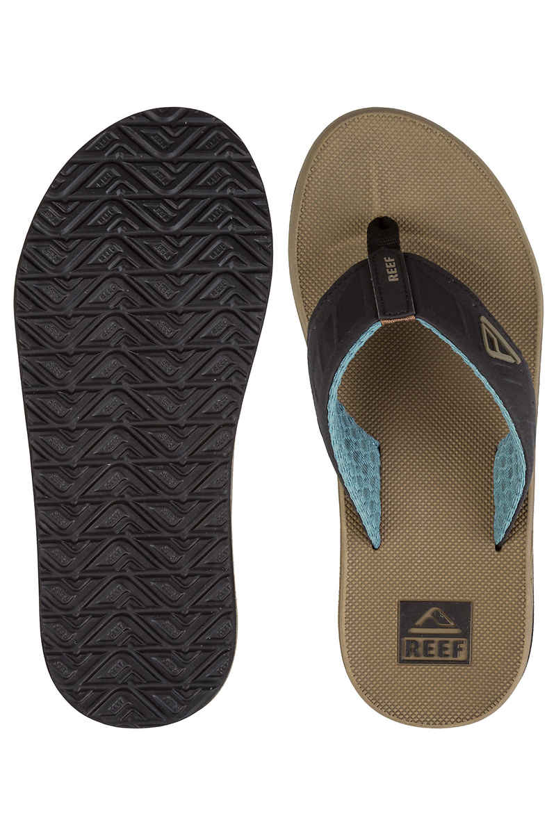 Reef Phantoms Chanclas (brown black blue)