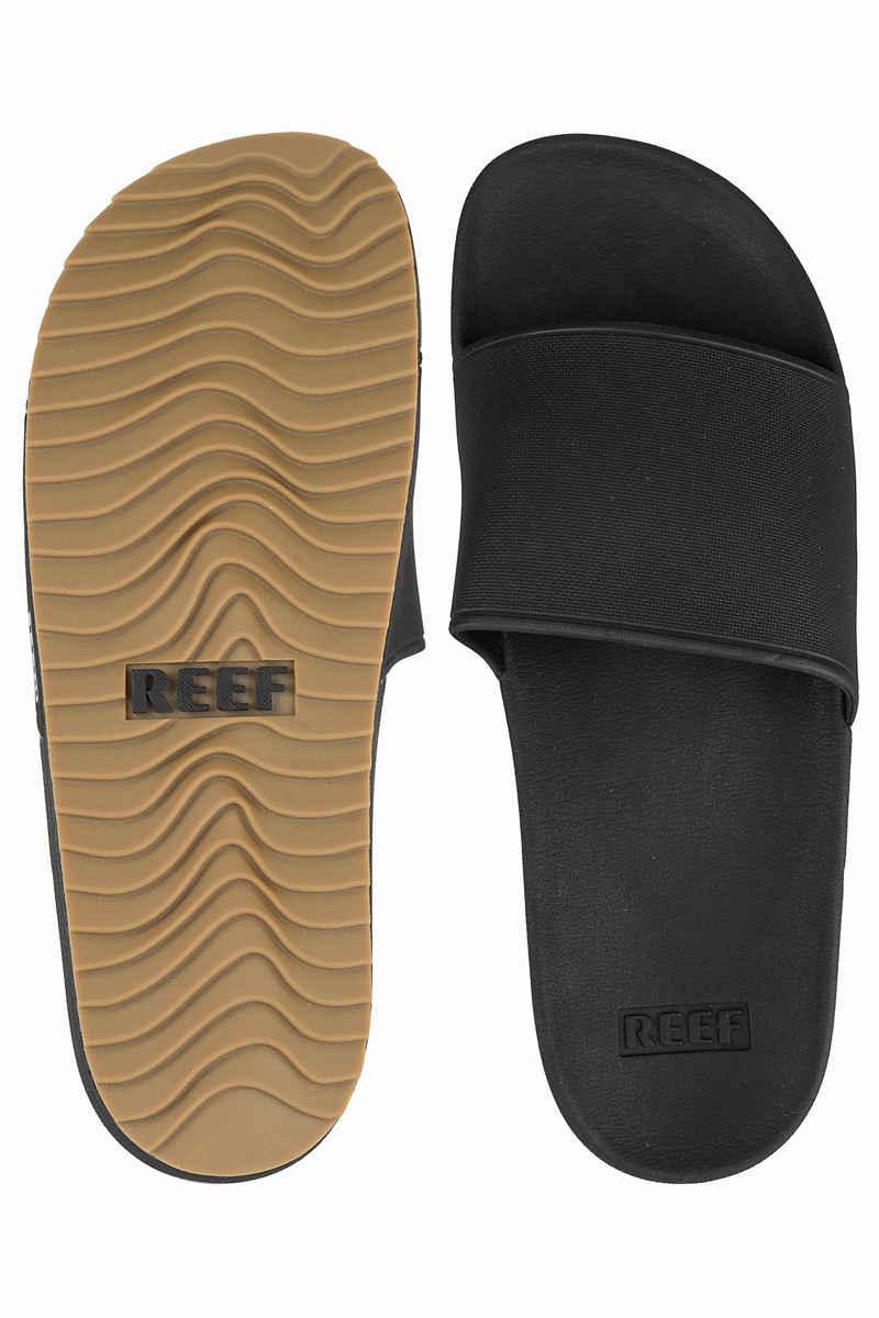 Reef Slidery Sandale (black)