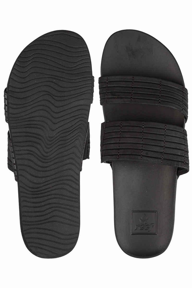 Reef Cushion Bounce Slide Pantolettes women (black)