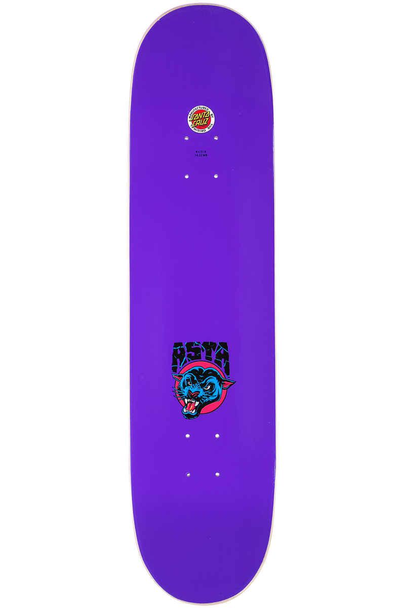 "Santa Cruz Pitchgrim Asta Universe Everslick 8"" Planche Skate (multi)"