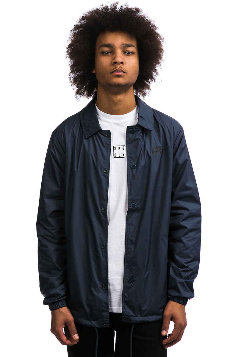 Nike SB Shield Coach Veste (thunder blue black)