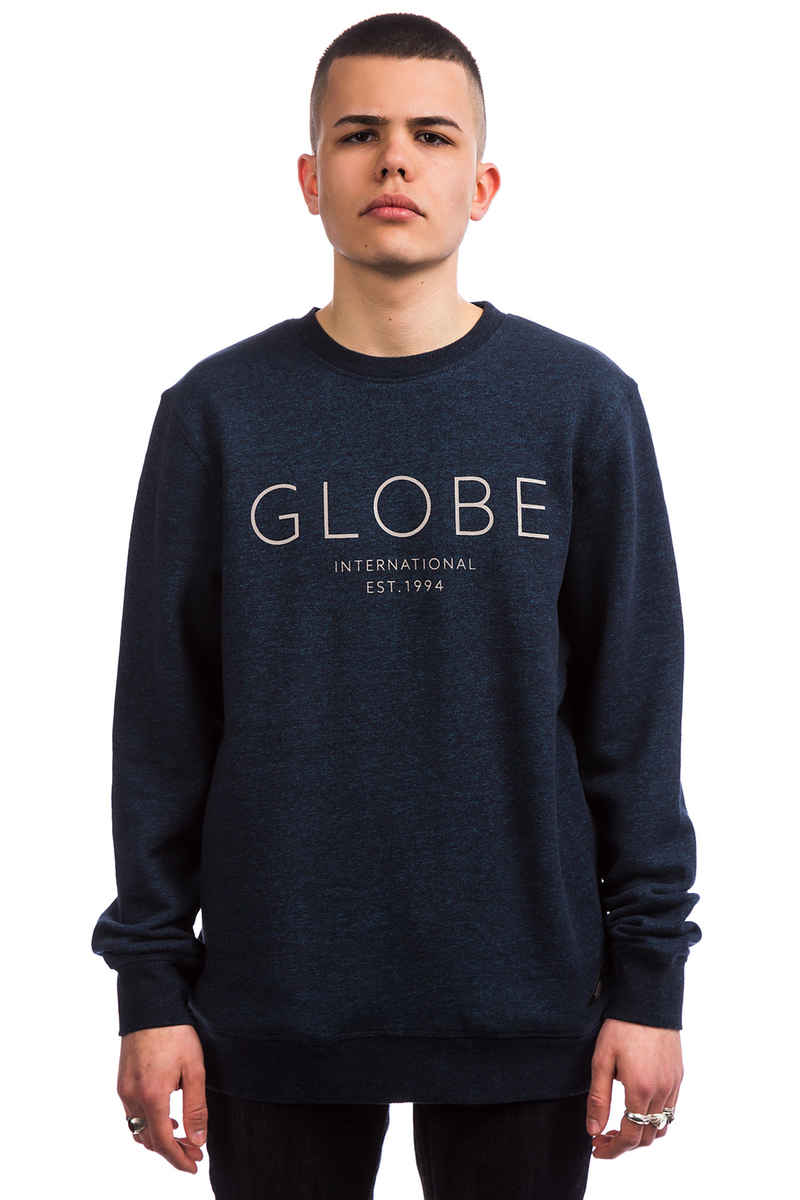 Globe Mod IV Sweatshirt (cosmic blue)