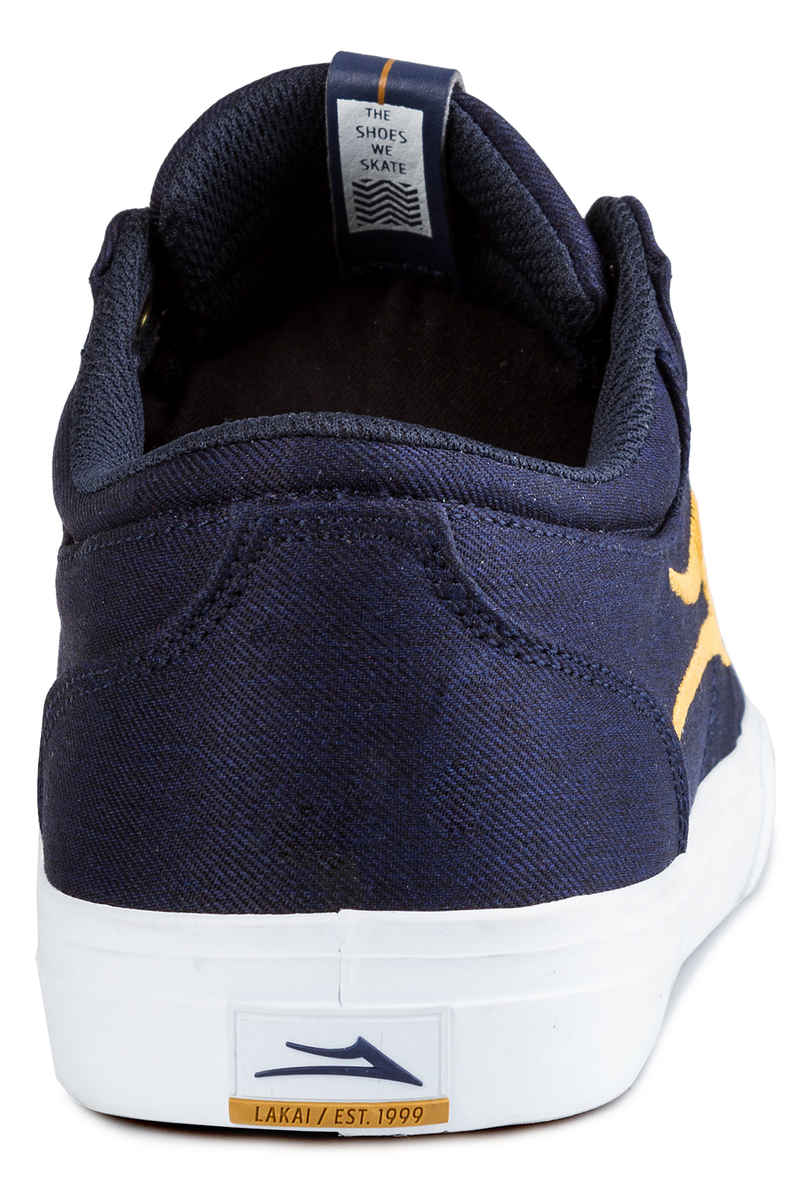Lakai Griffin Chaussure (navy gold)