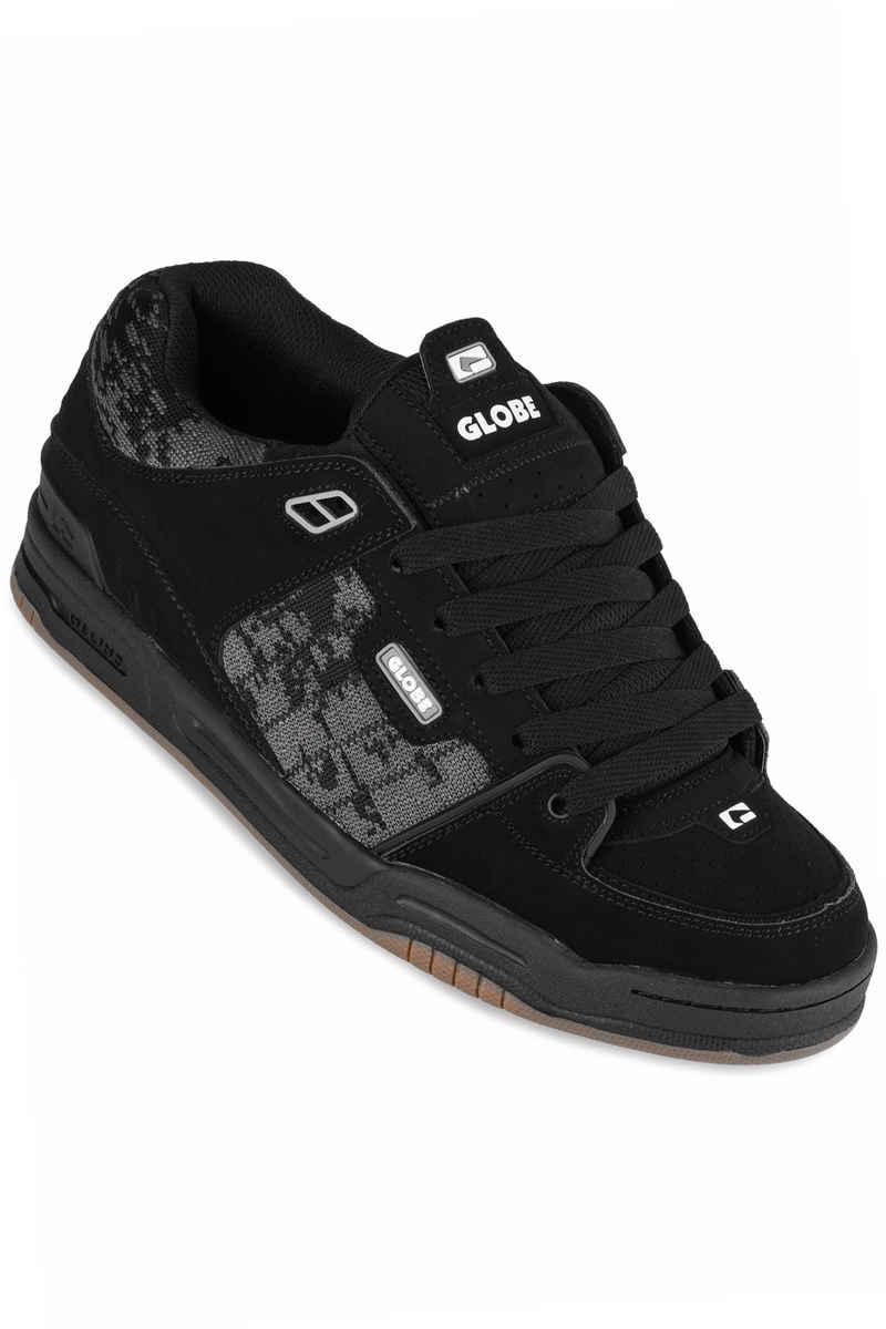 Globe Fusion Schuh (black camo jacquard)