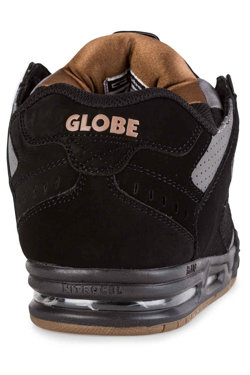 Globe Sabre Schuh (black charcoal woodsmoke brown)