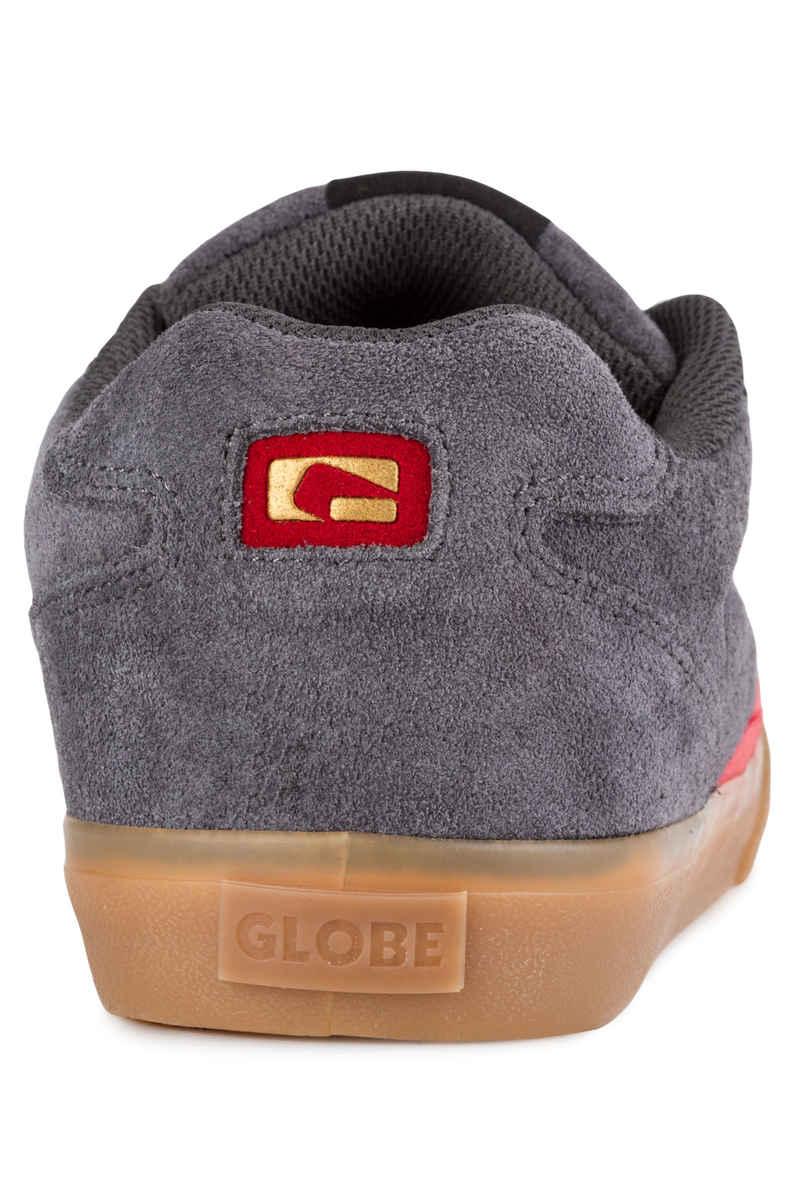 Globe Encore 2 Schuh (charcoal gum red)
