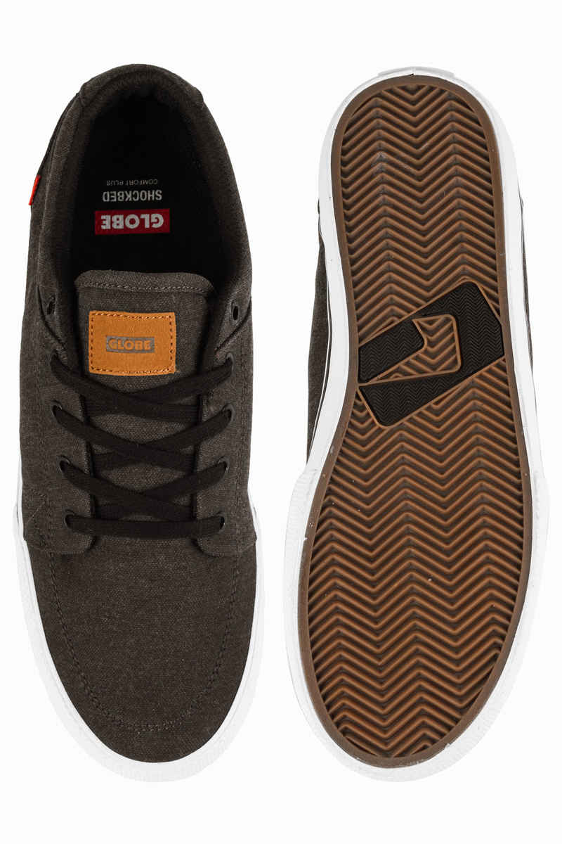 Globe GS Canvas Shoes (earth)