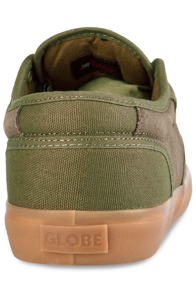 Globe Motley Schuh (olive brown gum)