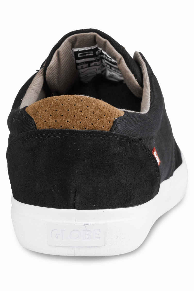 Globe Willow Shoes (black woodsmoke brown)