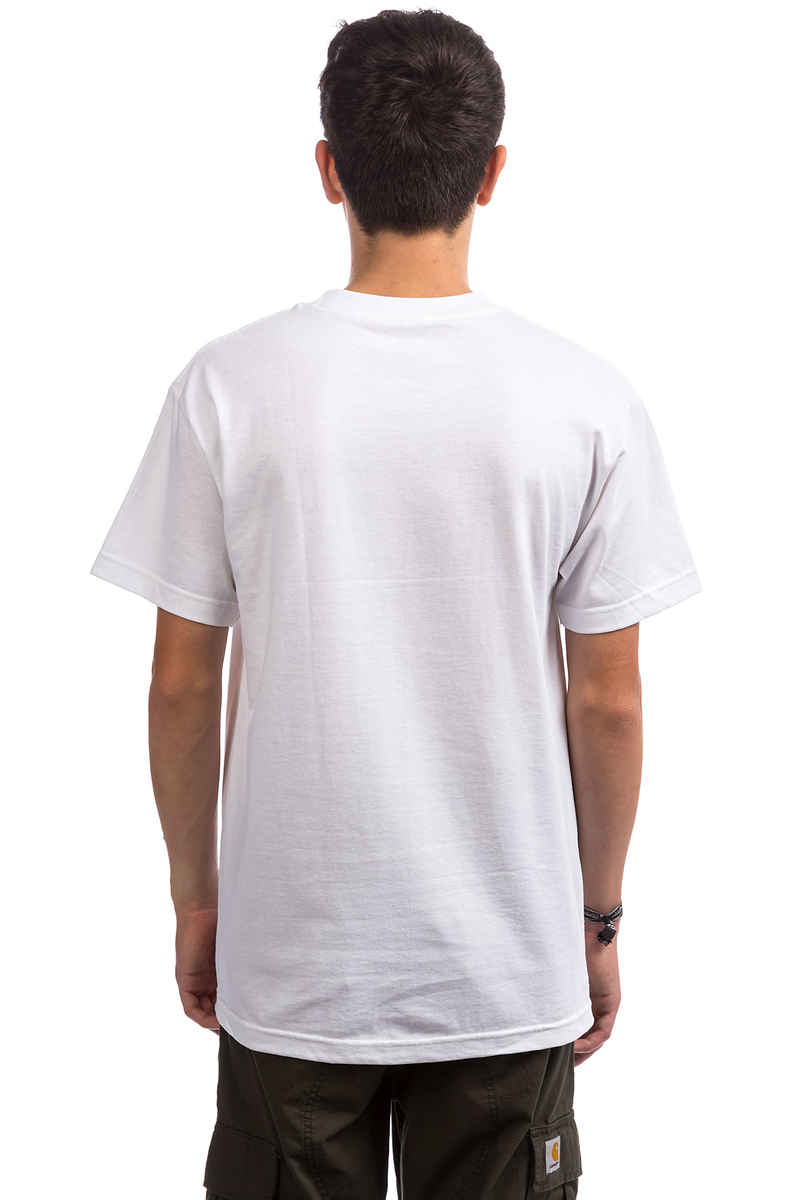 Lakai Basic T-Shirt (white)
