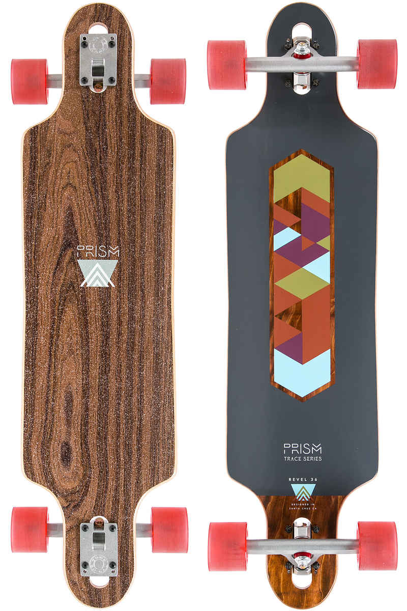 "Prism Revel 36 - Trace Series 36"" (91,4cm) Complete-Longboard"