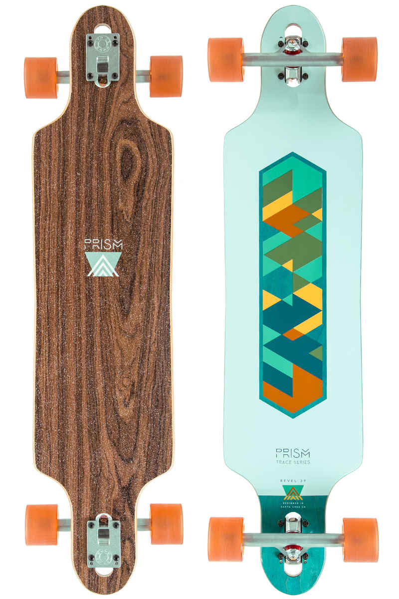 "Prism Revel 39 - Trace Series 39"" (99cm) Complete-Longboard"