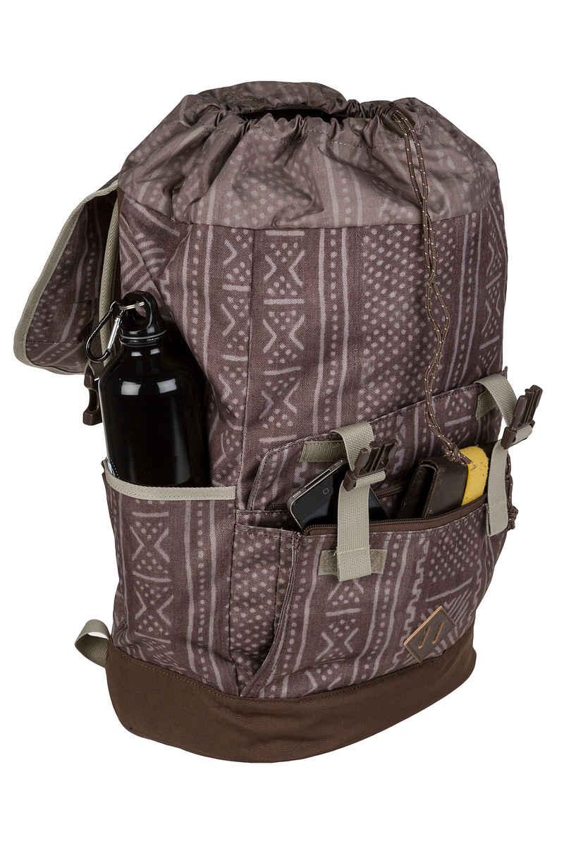 Burton Outing Pack Backpack 25L (bracken bambara print)