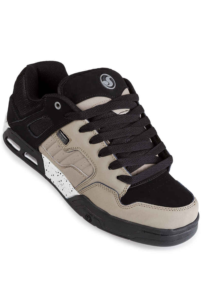 DVS Enduro Heir Leather Chaussure - taupe black