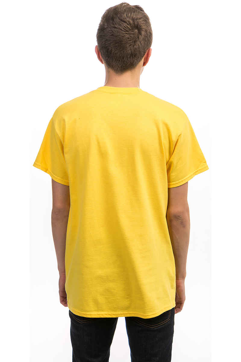Thrasher Skate Mag T-Shirt (yellow)
