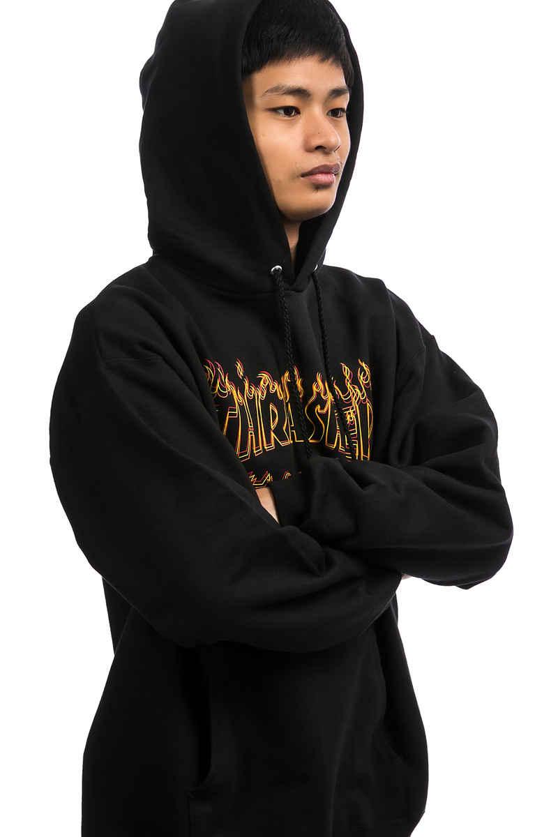 Thrasher Richter Hoodie (black)