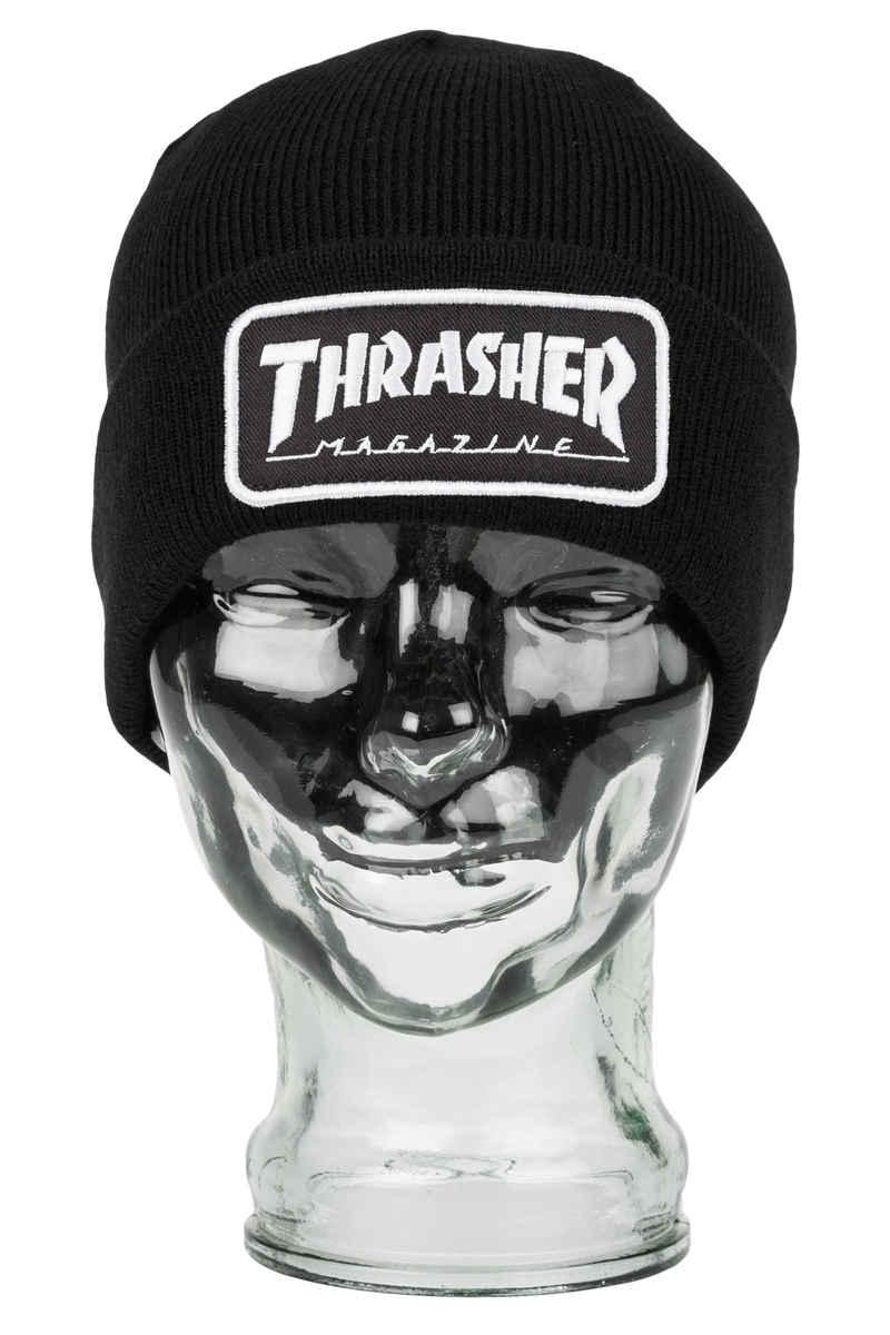 Thrasher Logo Patch Berretto