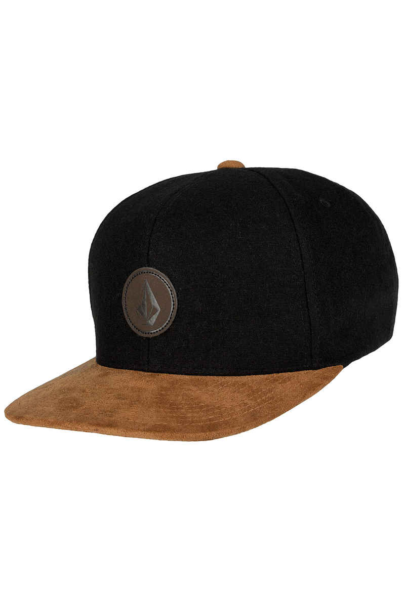 Volcom Quarter Fabric Snapback Pet (charred)