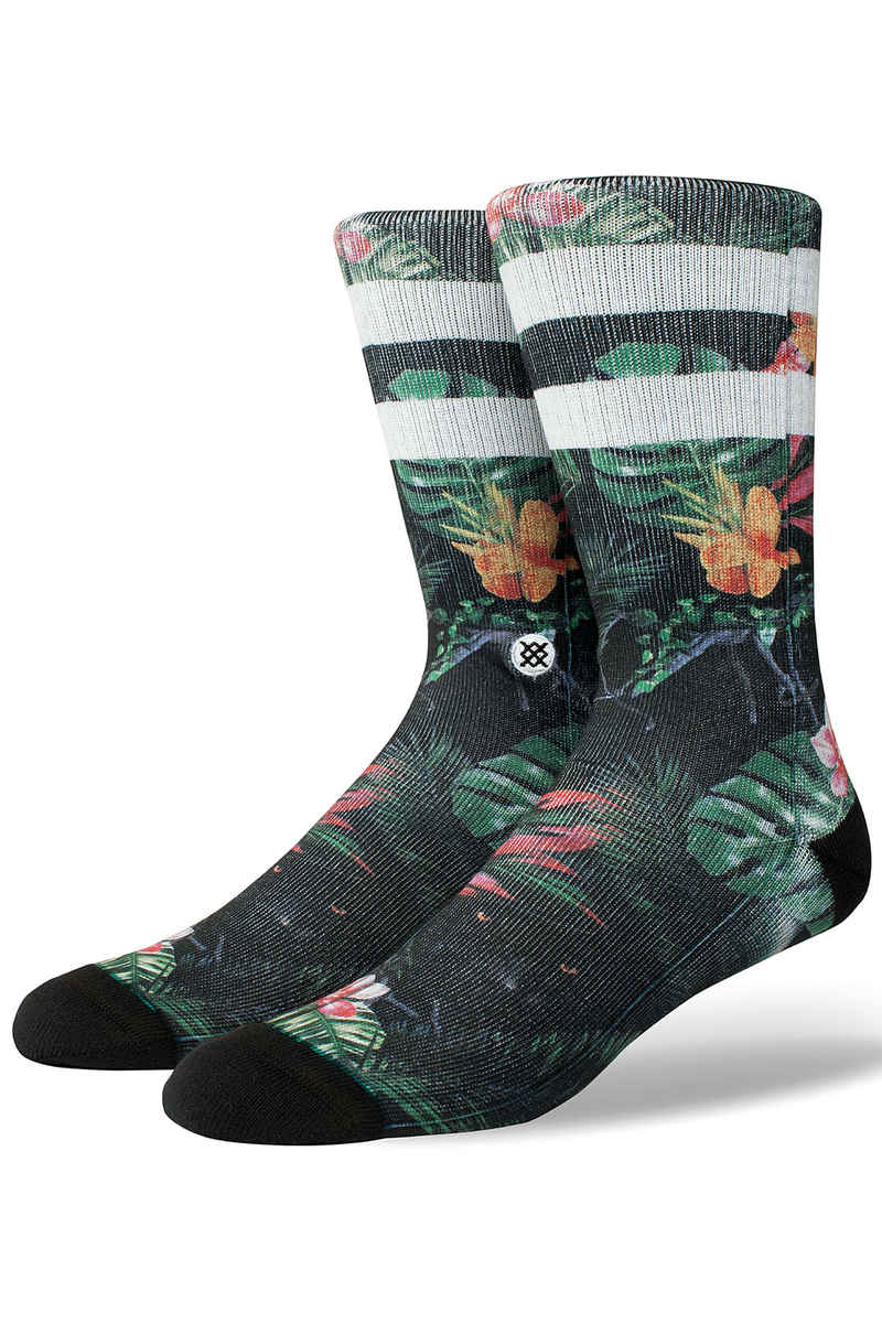 Stance Bagheera Chaussettes US 6-12 (black)
