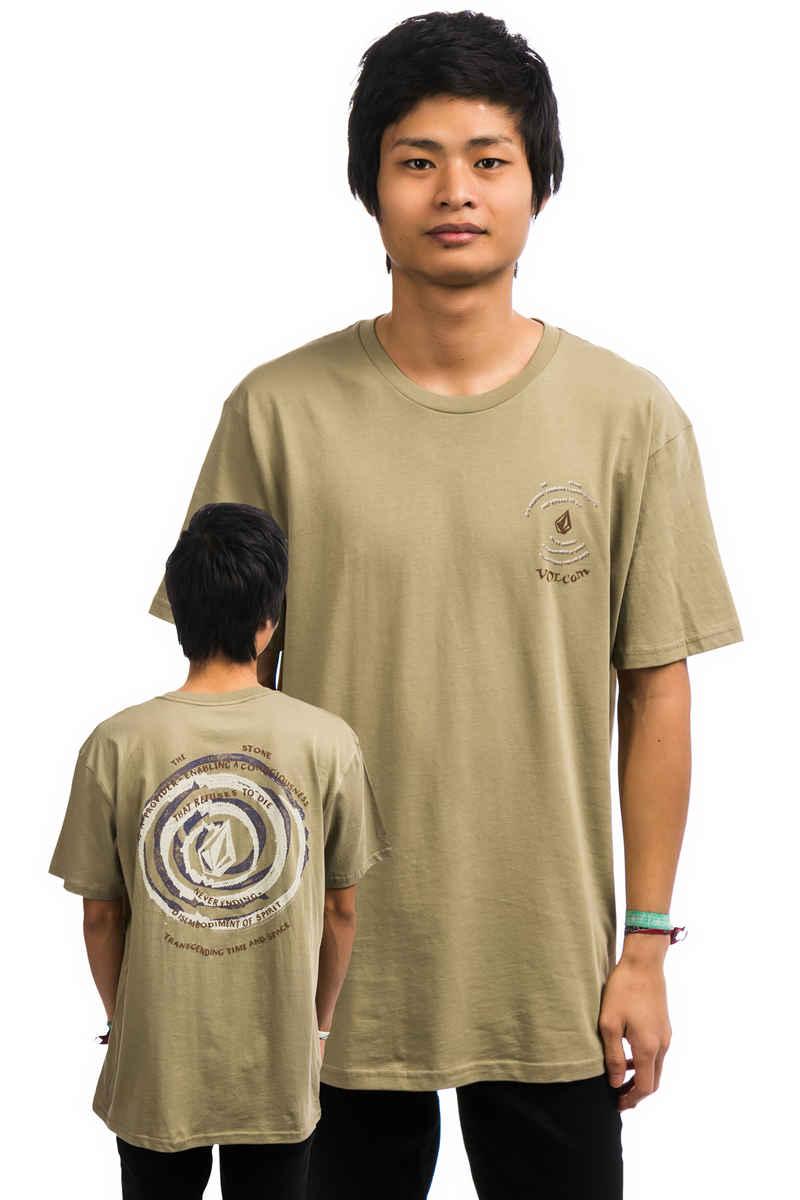 Volcom Comes Around T-Shirt (sand brown)