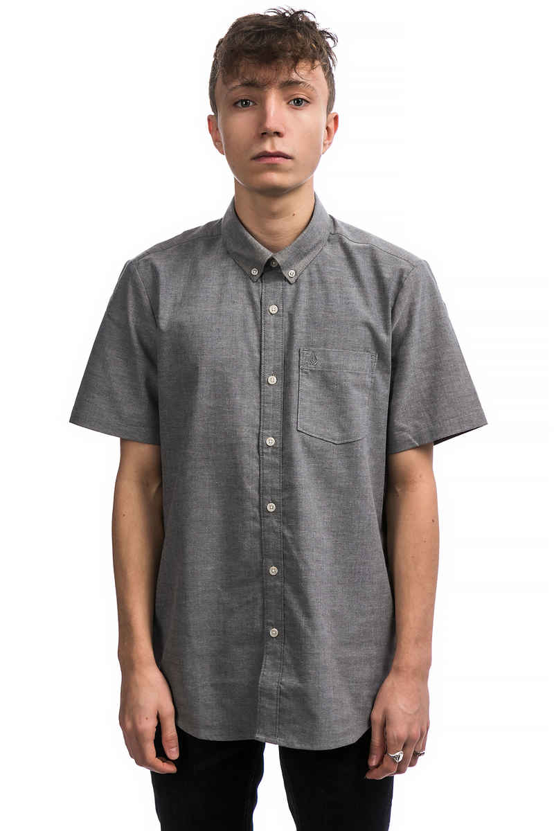 Volcom Everett Oxford Camisa (black)