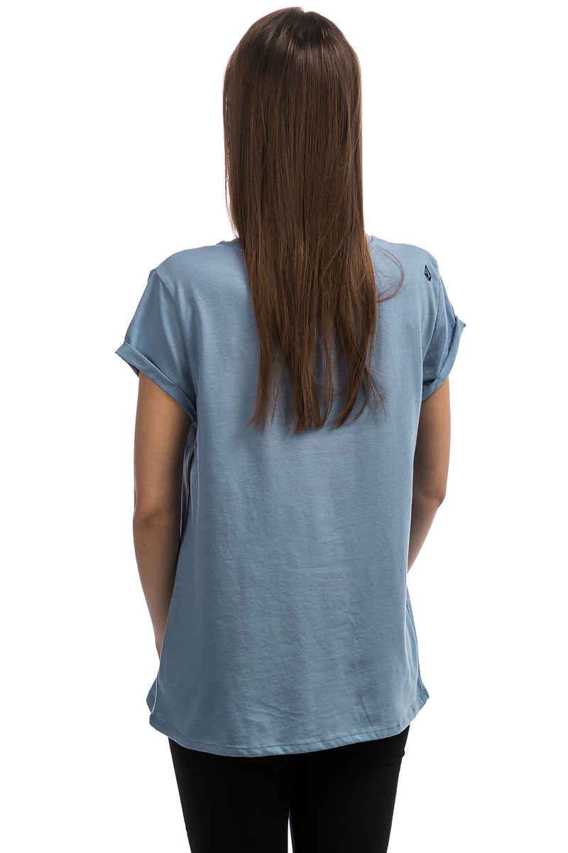 Volcom Radical Daze T-Shirt women (washed blue)