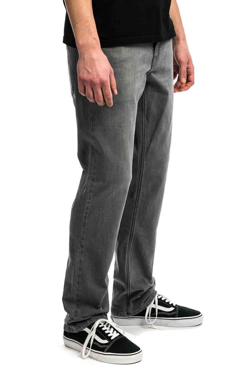 Volcom Solver Jeans  (power grey)