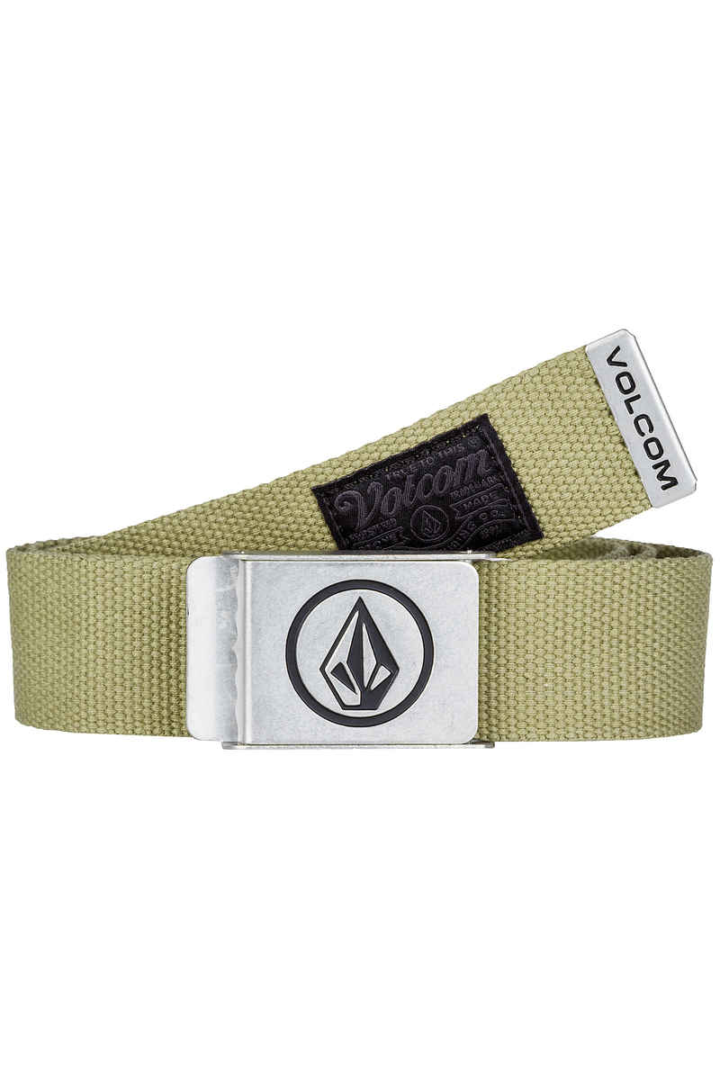 Volcom Circle Web Gürtel (sand brown)