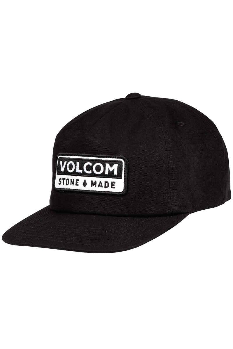 Volcom Transporter Snapback Cap (black)