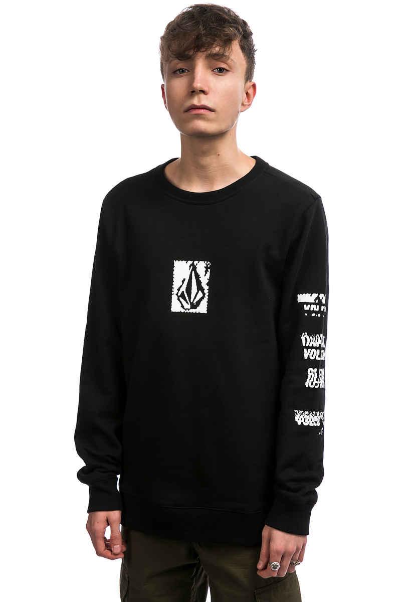 Volcom Supply Stone Sweatshirt (black)