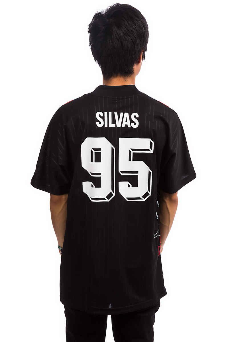 adidas Skateboarding Miles Jersey T-Shirt (black)