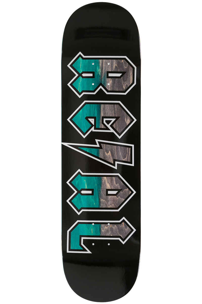 "Real Team Deeds 8.38"" Deck (black)"