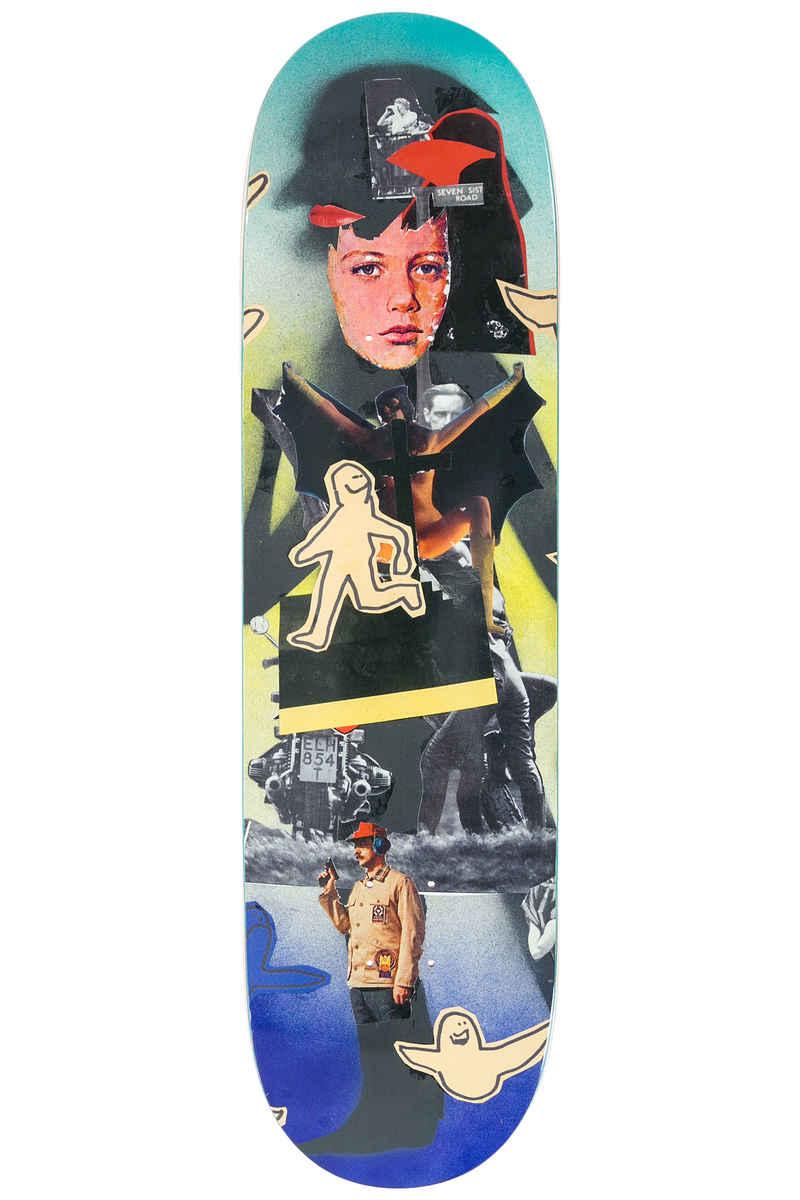 "Krooked Sandoval Collage 8.5"" Deck (multi)"