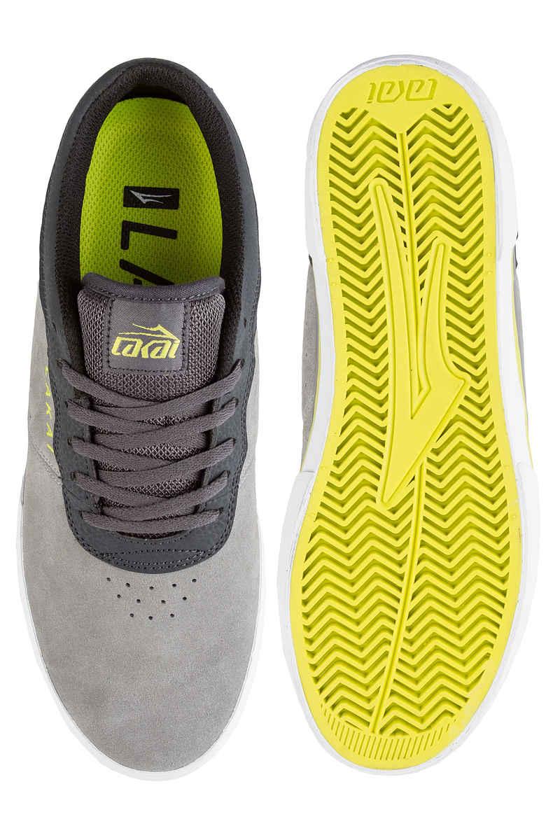 Lakai Staple Suede Shoes (grey charcoal)