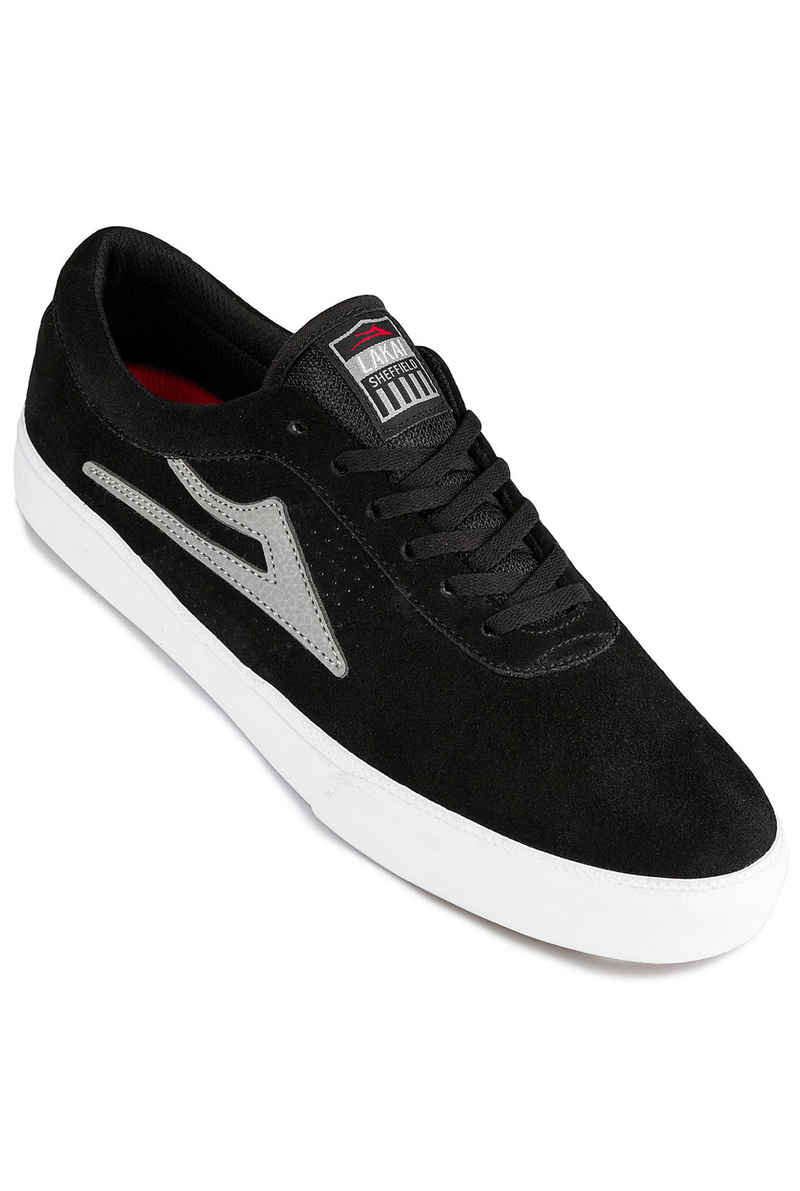 Lakai Sheffield Suede Chaussure (black grey)