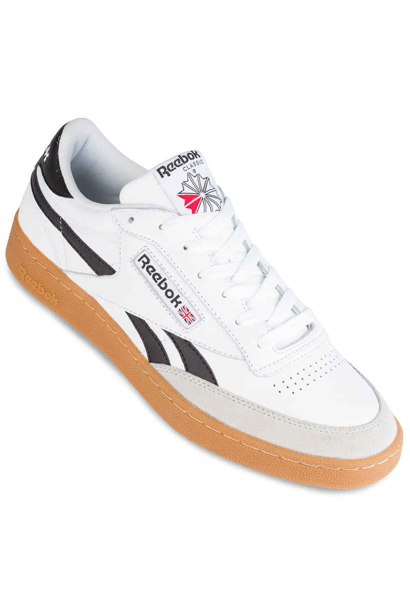Reebok Revenge Plus Shoes (white snowy grey black)