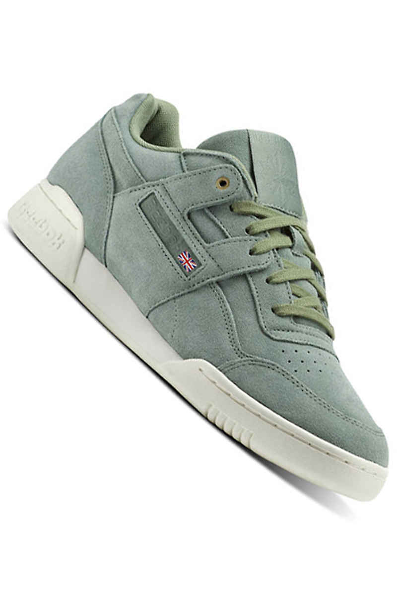 Reebok Workout Plus MCC Shoes (manila chalk)