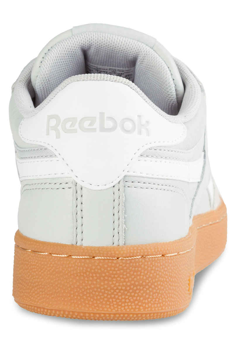 Reebok Revenge Plus Gum Schuh (skull grey white)