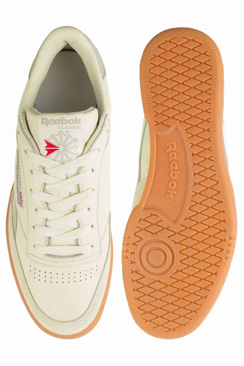 Reebok Revenge Plus Gum Shoes (classics white sand stone)