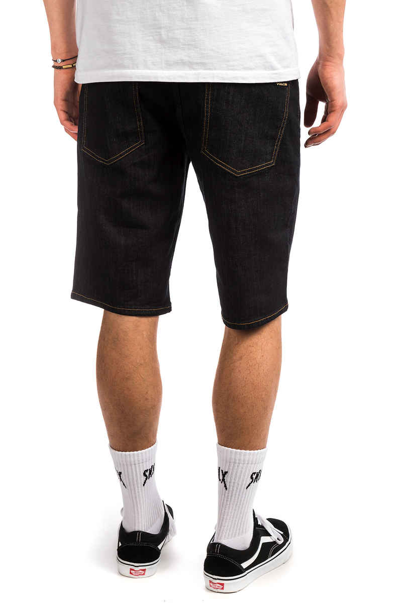 Volcom Kinkade Denim Shorts (rinse)