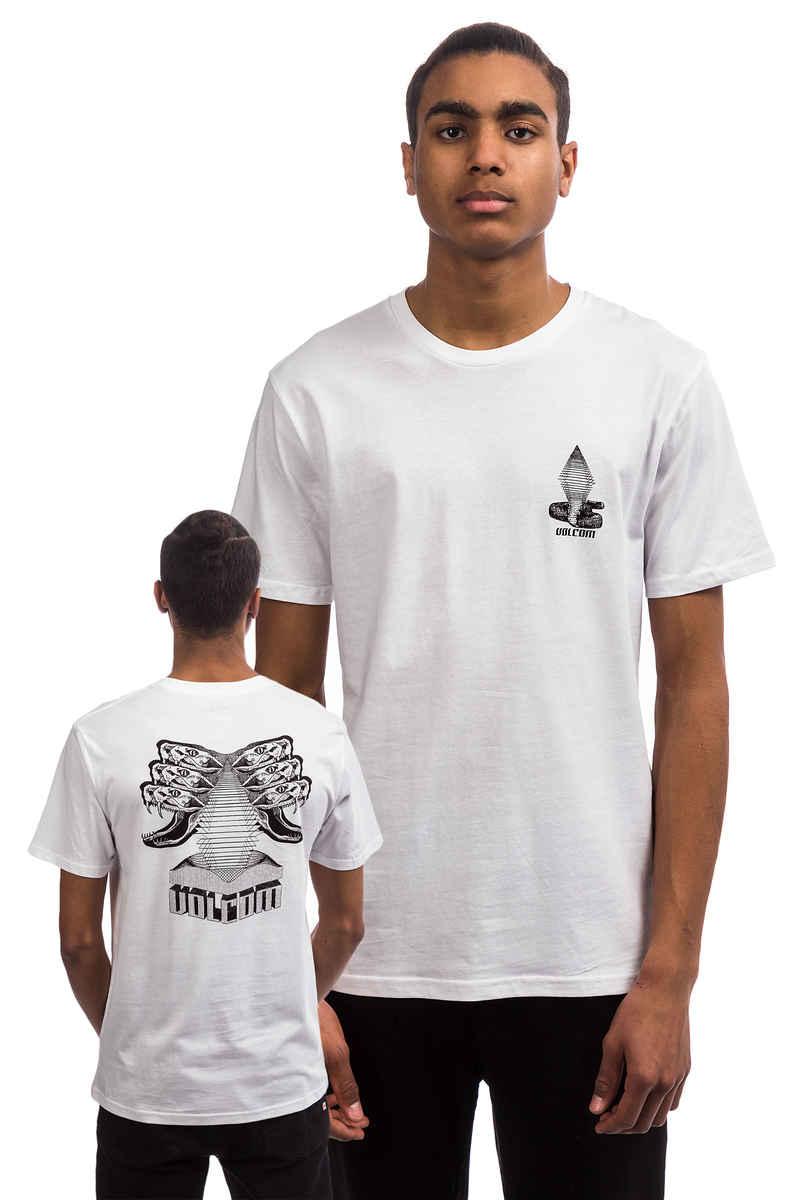 Volcom Digital Poison T-Shirt (white)