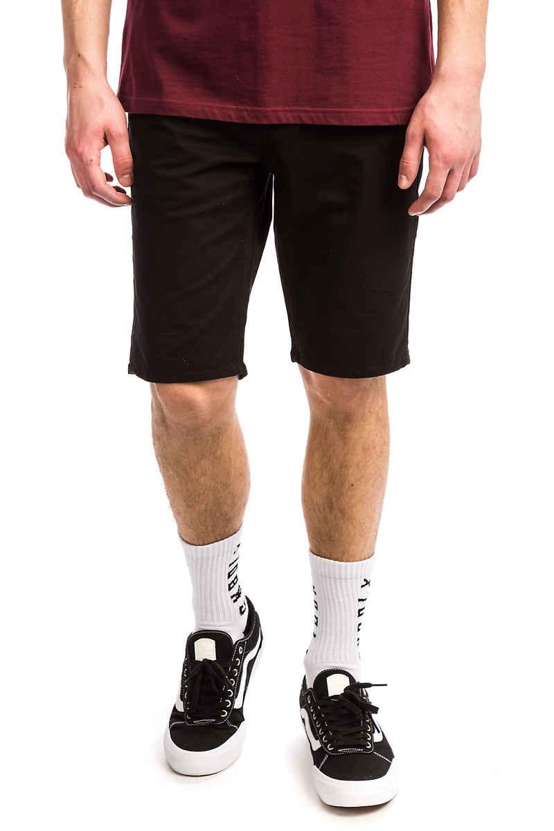 Volcom Solver Lite Twill Shorts (black)