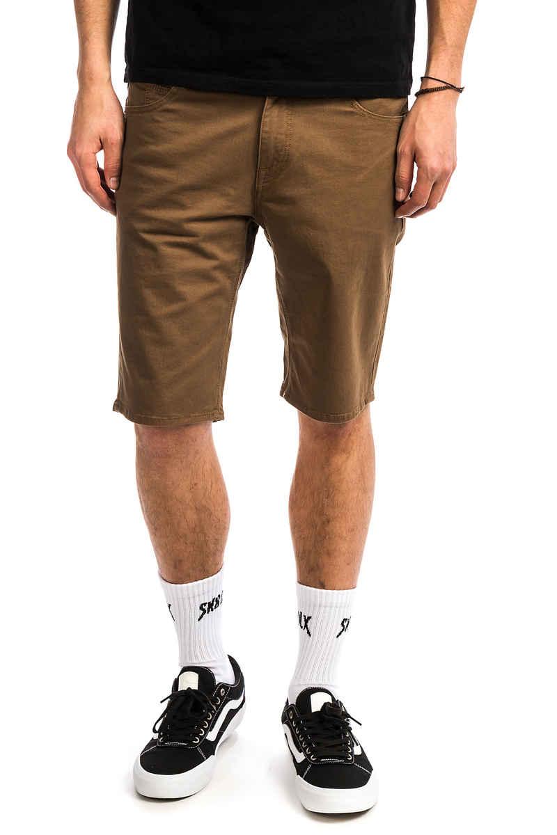 Volcom Solver Lite Twill Shorts (hazelnut)