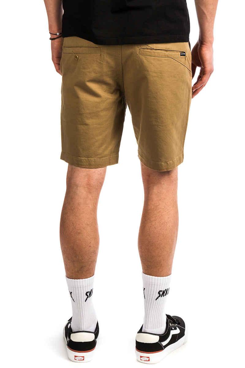 Volcom Frickin Slim 18 Shorts (camel)